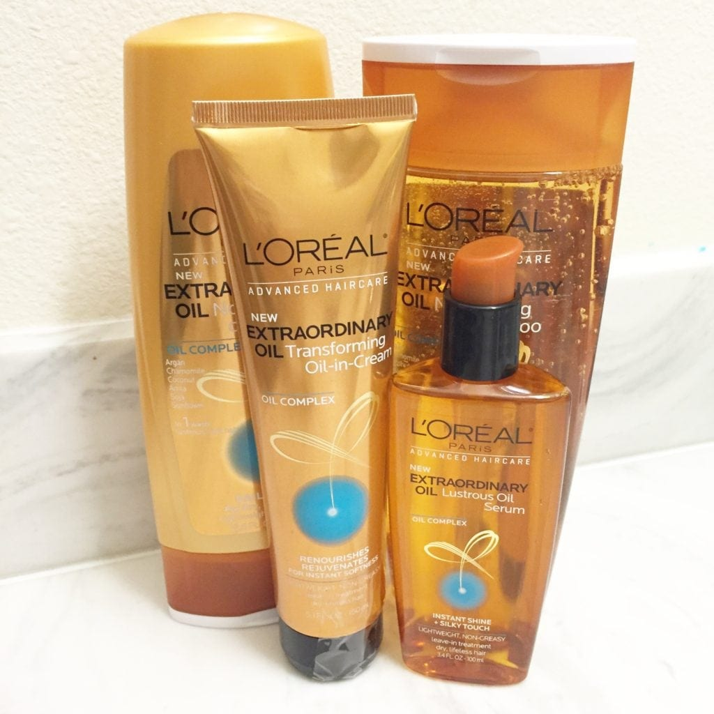 L'Oreal Paris Advanced Haircare Extraordinary Oil
