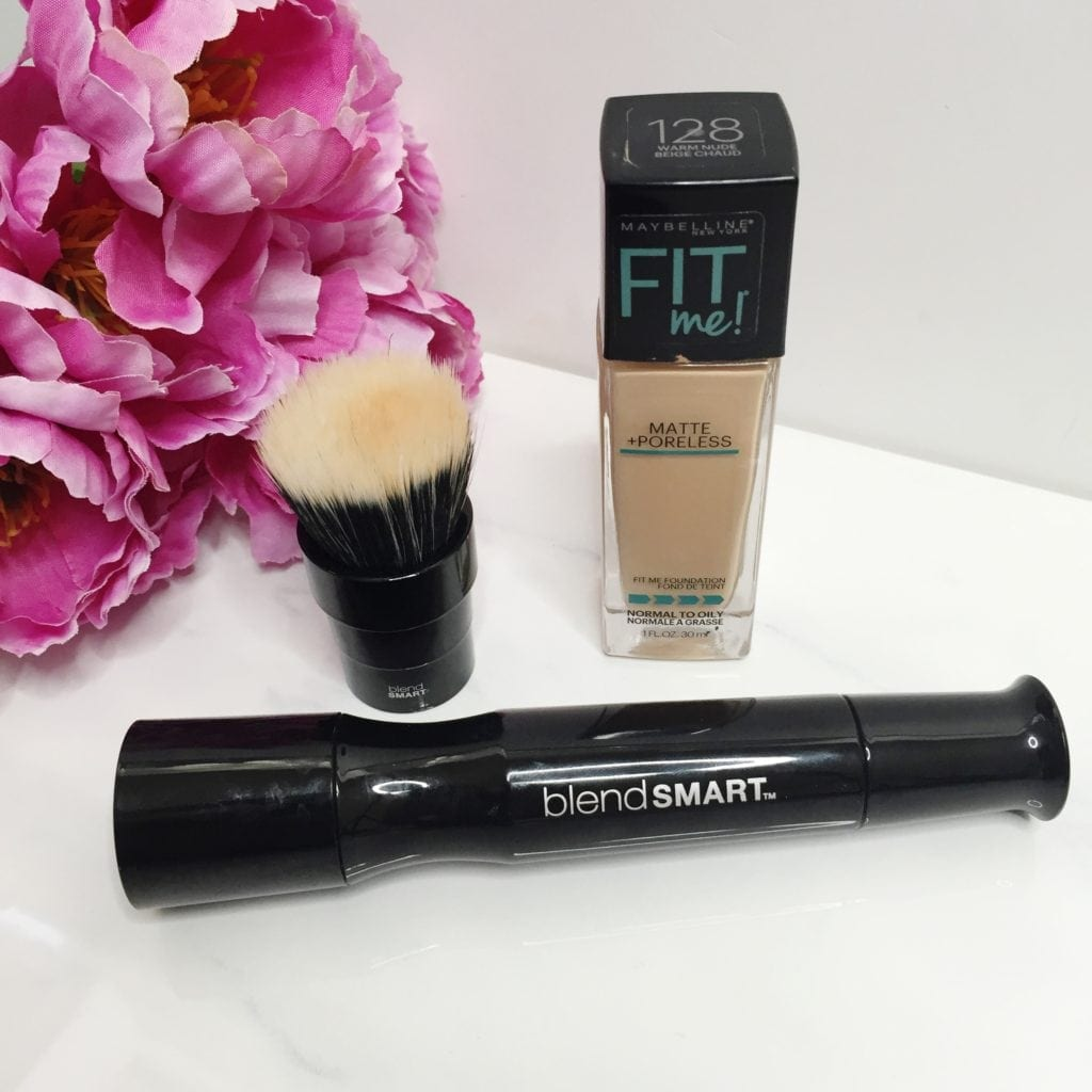 blendSMART Foundation brush review