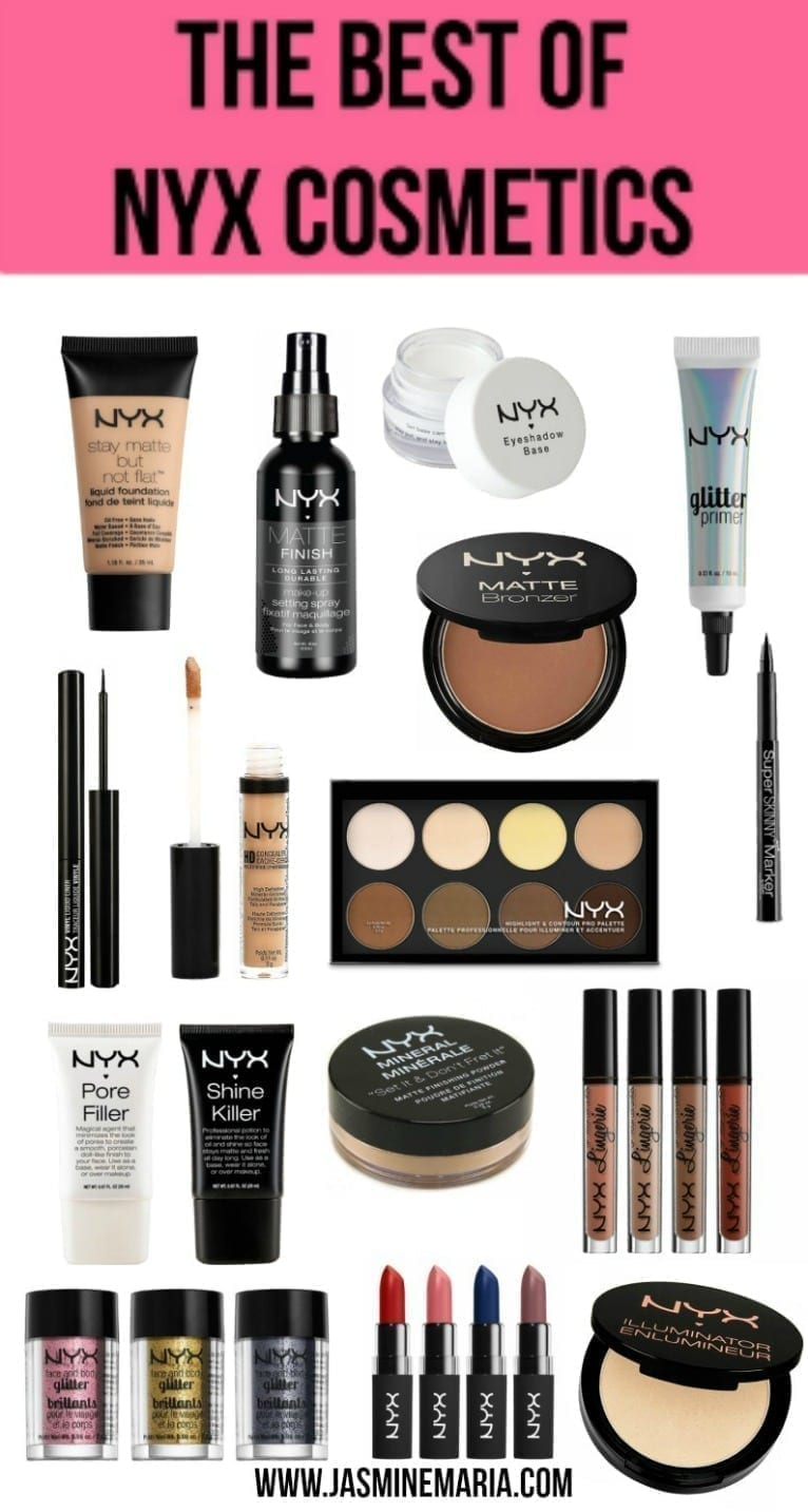 Best Of The Best 3 No Turning Back 1995: The Best Of NYX Cosmetics